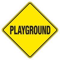 Playground - Playground Sign