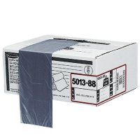 Rubbermaid® Plaza Container Liners 5016-88-GRAY