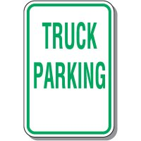 Property Parking Signs - Truck Parking