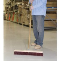 Push Broom Handle