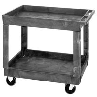 "Quantum® Box Top Utility Cart, 40""L"