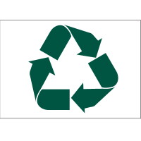 Recycling Labels - Recycling Symbol