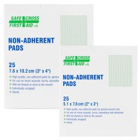 Safecross® Non-Adherent Pads