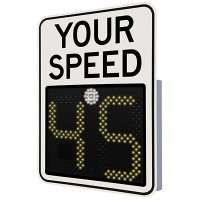 SafePace 475 Radar Feedback Sign