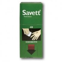 Salvequick&reg^ Savett&reg^ Wound Cleanser Refill