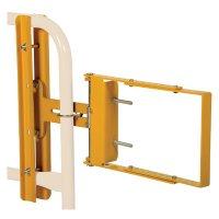 Self-Closing Steel Gates
