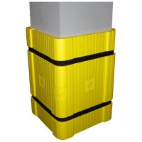 Sentry Column Padding Concrete Wrap Kit, Square