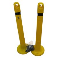 Sentry Guard Post™ Portable Bollard Kit