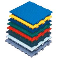 Shock-Absorbent Tiles