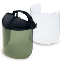 Sperian Clear Visors