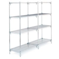Super Erecta Shelving System