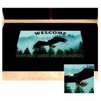 SuperScrape™ Custom Logo Interior/Exterior Scraper Mats