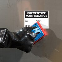 ToughWash® Labels - Preventative Maintenance