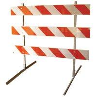 Type III Barricade, Triple Panel Barricade