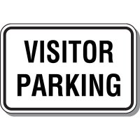 Visitor Parking Signs - Visitor Parking
