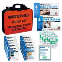 Water-Jel® Emergency Burn Kit V