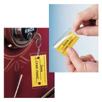 Write On Self Protecting Tags