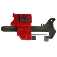 MasterLock® Seal Tight™ Handle-On Ball Valve Lockout S3068