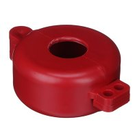 Brady SD02M Red Cylinder Tank Valve Lockout Device