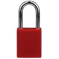 High-Performance Brady® Safety Padlocks - Keyed Differently