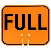 Traffic Cone Signs - Full