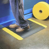 High Visibility Industrial Vinyl Mats