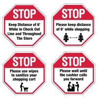 Semi-Custom Stop Signs