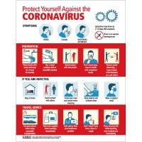 Coronavirus Infographic Poster