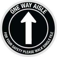 Custom One Way Anti-Slip Floor Markers