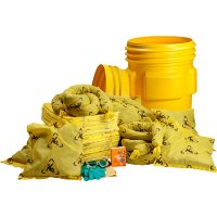 BrightSorb High-Visibility 55-Gallon Spill Kit