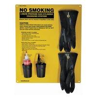 Propane Tank Handling PPE Kit