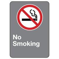 CSA Safety Sign - No Smoking