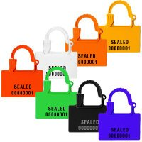 One-Piece Padlock Security Seals