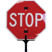 Visual Alert™ Handheld LED Stop Signs