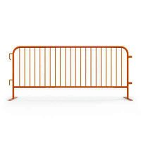 Coloured Steel Barricades - 8.5ft