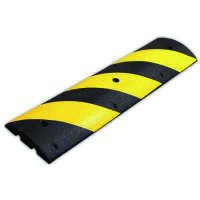 Easy Rider Speed Bump, Yellow Striped