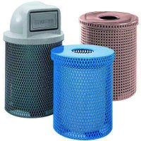 Litter Receptacles & Tops