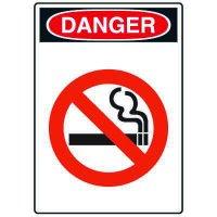 Pictogram Signs - No Smoking