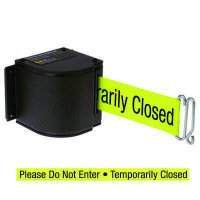 QuickMount™ Safety Barricades - Temporarily Closed