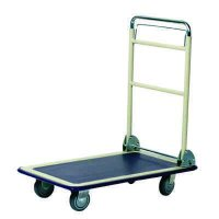 Telescoping Handle Platform Truck