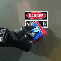 ToughWash® Labels - Danger 120/280 Volts