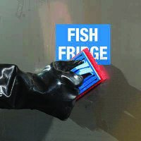 ToughWash® Labels - Fish Fridge