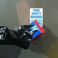 ToughWash® Labels - Food Safety Hand Wash Only