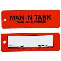 Man in Tank Multitag Insert