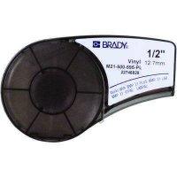 Brady M21-500-595-PL BMP21 Plus Label Cartridge - White on Purple