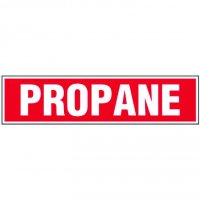 Chemical Labels - Propane