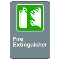 CSA Safety Sign - Fire Extinguisher