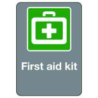 CSA Safety Sign - First Aid Kit