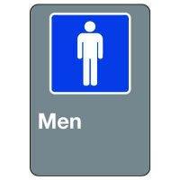 CSA Safety Sign - Men