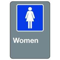CSA Safety Sign - Women